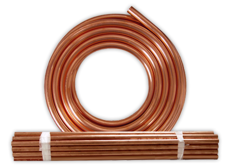Jmf Stocks A Complete Line Of Copper Tubing In Types M L K Refrigeration