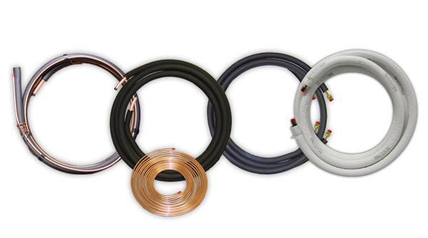 """EZ-Pull Line Set Kit  Mini Split 1//4/"""" x 5//8/"""" x 1//2/"""" x 25 ft Long"""